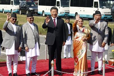 नेपाल-चीन सम्बन्ध नयाँ युगमा प्रवेश