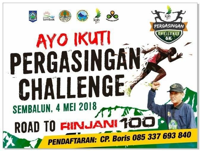 Pergasingan Challenge • 2018