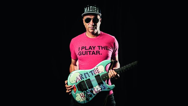 Tom Morello guitar secrets  #PMRC PunkMetalRap.com