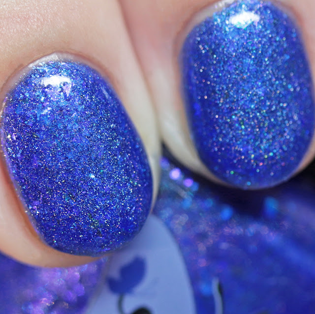 MLF Lacquer Snowfight in Arendelle