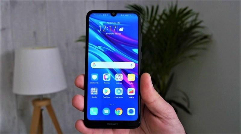 Huawei Y6 2019 هو أحدث هاتف ذكي من شركة Huawei يحصل على تحديث EMUI 9.1