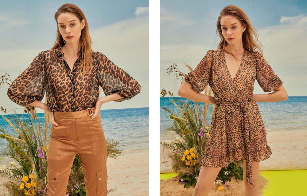 blusas vestidos y pantalones moda mujer primavera verano 2021 moda