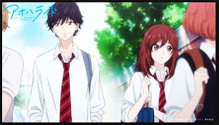 Blue Spring Ride download watch online streaming free english sub