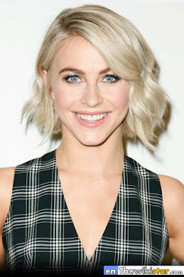 The life story of Julianne Hough, an American actress, singer and dancer