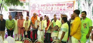 प्रिंटिंग प्रेस एसोसिएशन ने पौधरोपण कर मनाया स्थापना दिवस  | #NayaSaberaNetwork