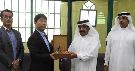 Cooperation between the Umm Al Quwain Chamber and the Japanese Foreign Trade Authority
