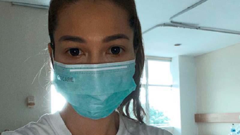 Ceritakan Kondisi RS, Andrea Dian Ajak Galang Dana Bantuan Alat Medis