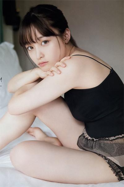 Kanna Hashimoto 橋本環奈, Young Magazine 2019 No.10 (ヤングマガジン 2019年10号)