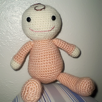 Amigurumi Joints : Two Little Cs: Day 17 :: All About Legs