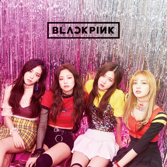 BLACKPINK - PLAYING WITH FIRE ~Japanese Version~
