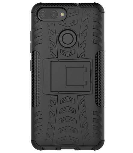 Hybrid Armor Case Asus Zenfone Max Plus M1 ZB570TL