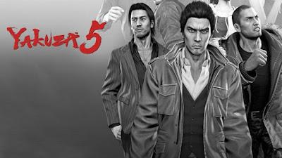 Game Yakuza 5