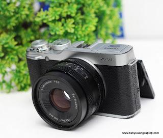 Jual Fujifilm X-M1 Mirrorless Banyuwangi