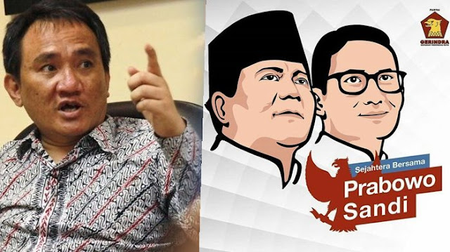 Soal Mahar Politik Sandiaga, Twitter Andi Arief Kembali Bikin Geger