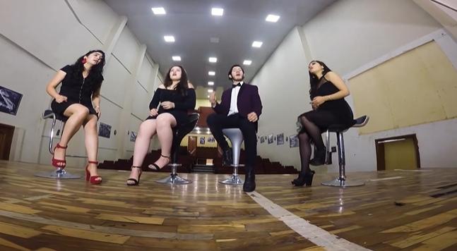 """Cajabambinos nos sorprenden con su talento y lanzan videoclip """"Héroes"""""""