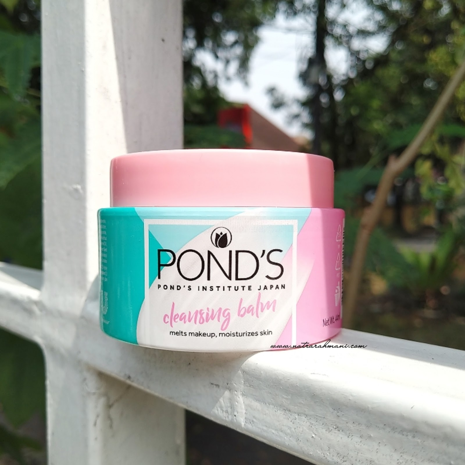 review-ponds-cleansing-balm-indonesia-natrarahmani