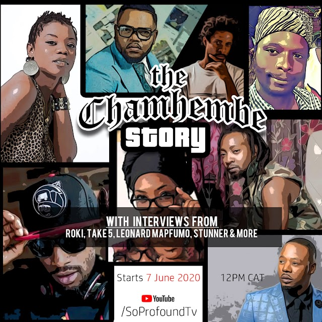 Why Haven't You Watched #TheChamhembeStory?