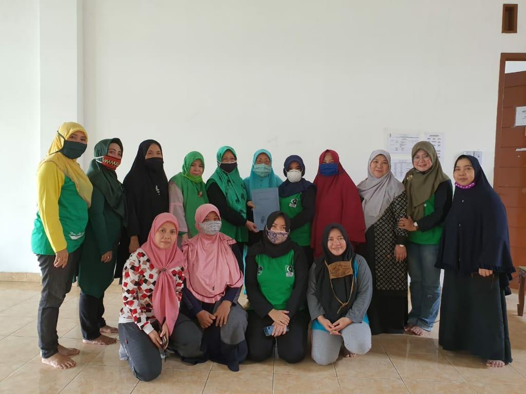 Forhati Wilayah Lampung pagi tadi melaksanakan kegiatan ahad berkah, senam sehat, dan sekaligus Sertijab