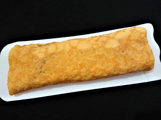 ローソン チョコチップクレープ(生チョコ入り)
