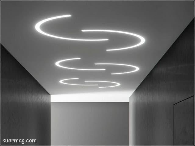 جبس بورد طرقه 2 | Corridor Gypsum Designs 2
