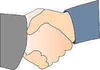 Maths Handshake Puzzle