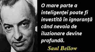 Maxima zilei: 10 iunie - Saul Bellow