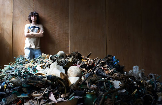 'Great Pacific Garbage Patch' worse than expected