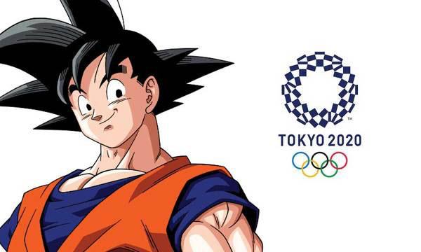 Goku Tokyo 2020