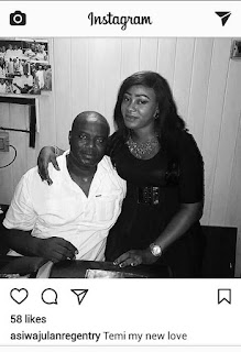 Mercy Aigbe's husband reveals the identity of his new love