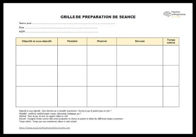 Documents pédagogiques - Espace orthophonie de la Croisette