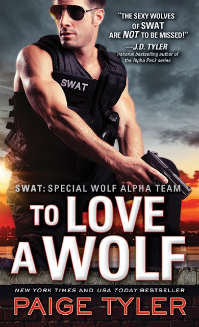 Bea's Book Nook, Review, Excerpt, Giveaway, To Love A Wolf, Paige Tyler