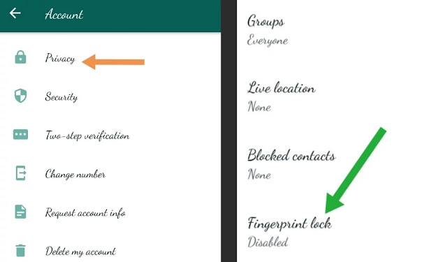 how to enable whatsapp fingerprint lock in your android phone, enable whatsapp fingerprint lock, how to enable fingerprint lock on whatsapp, android whatsapp fingerprint lock, whatsapp lock trick