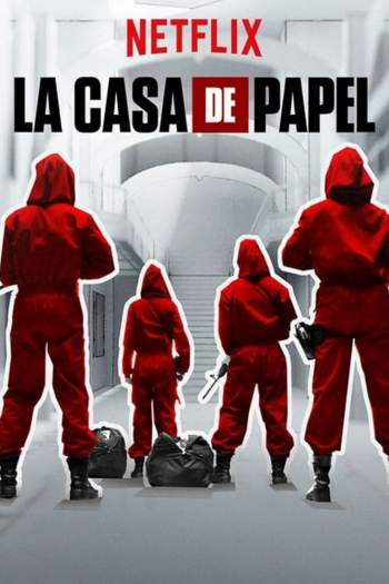 La Casa de Papel 1ª Temporada Torrent - WEB-DL 720p Dual Áudio