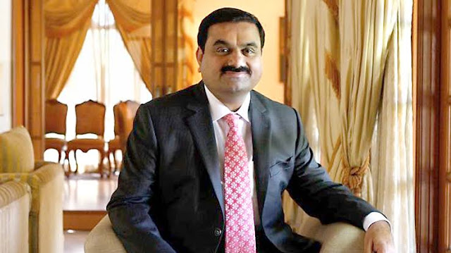 Adani shares surge after foreign companies were frozen