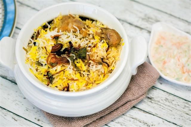 Malabar Chicken Biryani | How to make Malabar chicken biryani