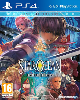 Review Star Ocean: Integrity and Faithlessness