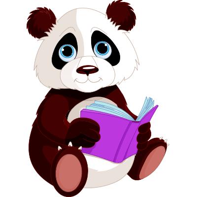 Story Time Panda