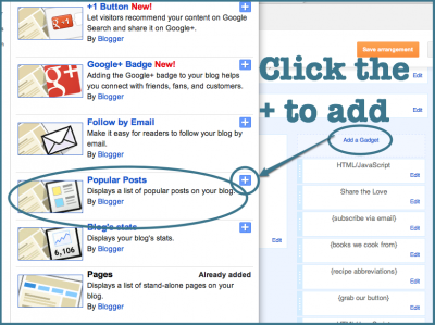 Easy Way to add Popular Posts in Blogger