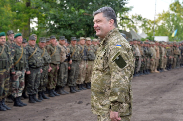 Poroshenko - MichellHilton.com