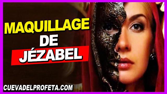 Maquillage de Jézabel, de la pâtée pour chien - William Marrion Branham