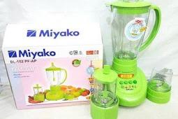 Mengulas Tentang Harga Blender Miyako Murah dengan Kelebihan Produknya