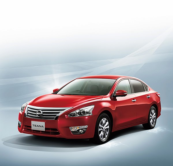 Nissan Launches All-New Teana, Will It Arrive In The