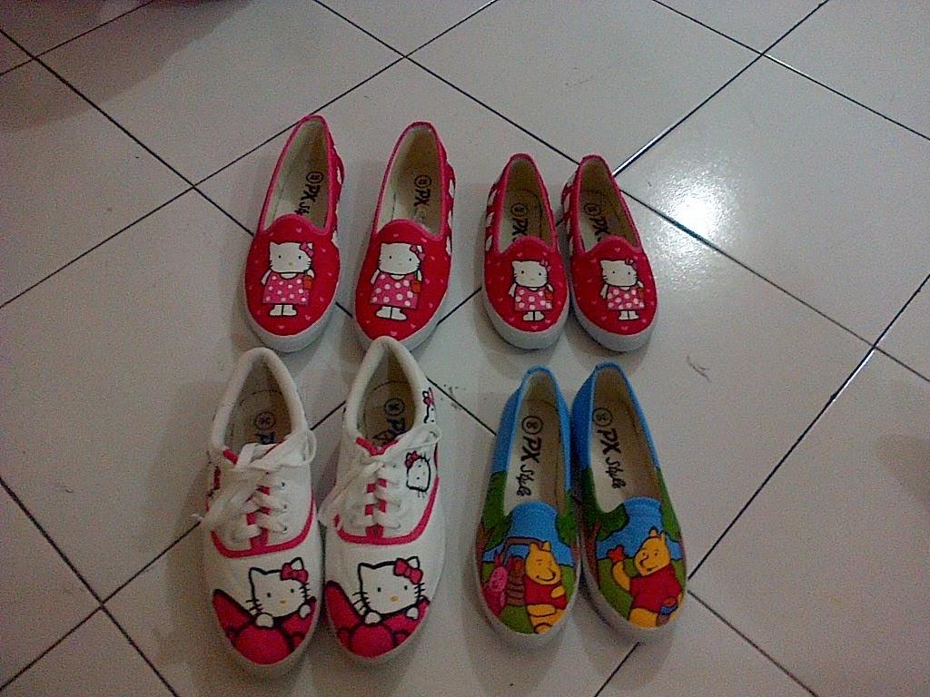 Sepatu Lukis Murah Bandung: Sepatu Lukis Murah Bandung