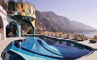 Best Hotels in Positano for Honeymoon la agavi