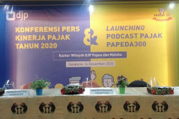 Arridel Mindra Ungkap Perubahan Nama Kanwil DJP Papua, Papua Barat dan Maluku