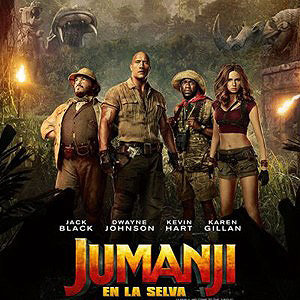 Download Jumaji: Welcome To The Jungle (2017) Bluray