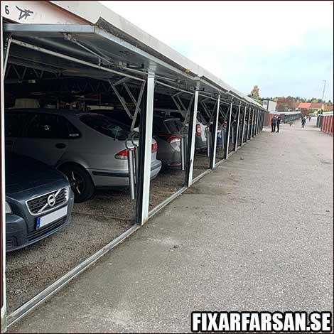Garagelänga-Garageportar