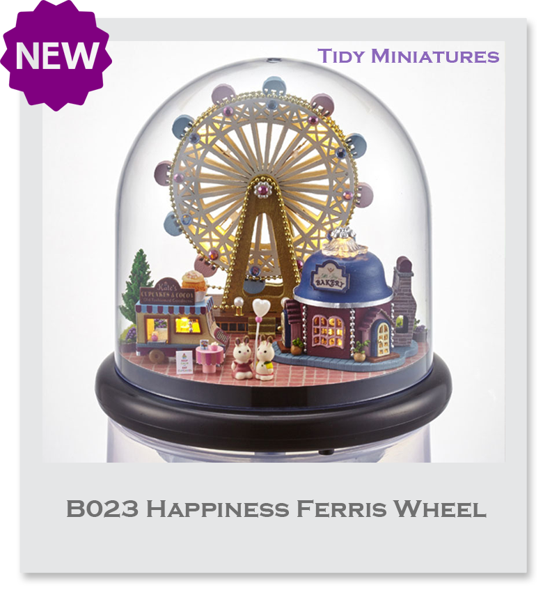 Welcome To Tidy Miniatures: DIY DOME KITS