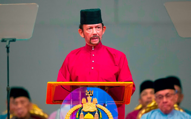 Brunai Berlakukan Hukuman Mati Bagi Penghina Nabi Muhammad