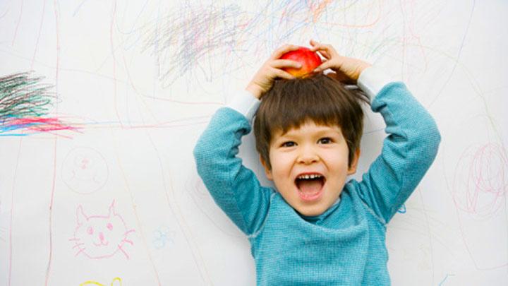 Гиперактивность и синдром дефицита внимания детей
